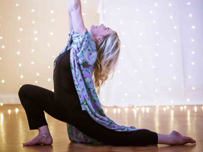 Reset, Replenish, Recharge – Yoga Moves