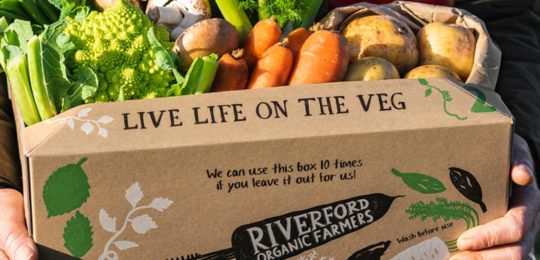 Riverford Organic Veg